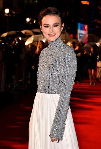 Colette UK Premiere - 62nd BFI London Film Festival