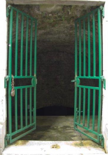Marino casino tunnels