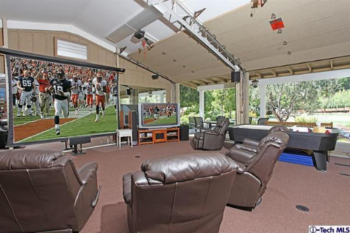 Man Cave Cigar Bar Fort Lauderdale : Ultimate man caves we wish d watched the superbowl in