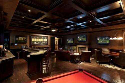 Man Cave Odessa Tx : Ultimate man caves we wish d watched the superbowl in