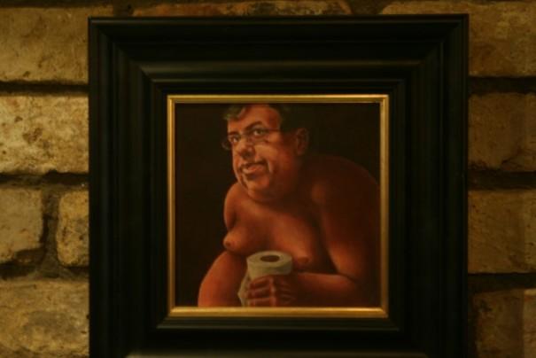 Brian Cowen Nude Portraits