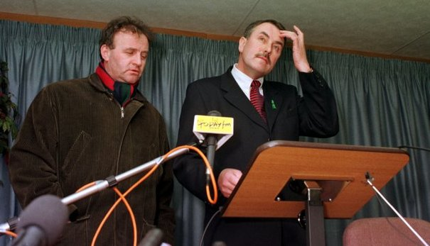 15 years ago today the good friday agreement was signed good friday agreement platinumwayz