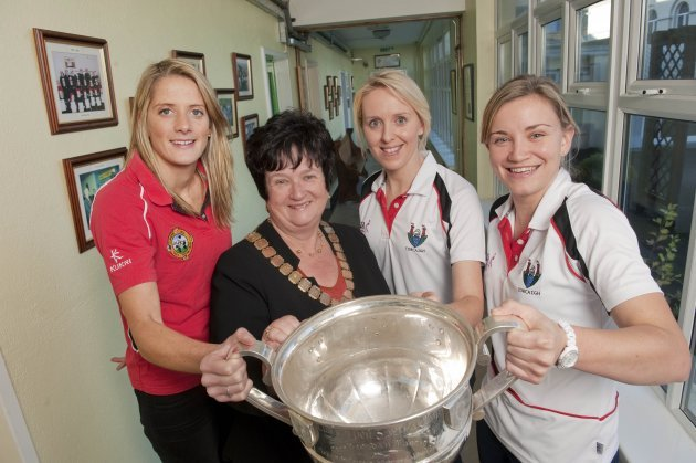 Three Members Of The Cur Cork Team Who Are All Primary School Teachers Have 14 Ireland Medals Between Them