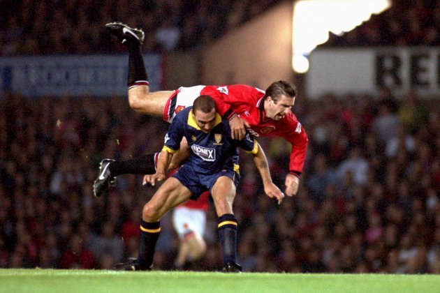 17 things we'd like to see revived in sport · The42 Vinnie Jones Football Tackles