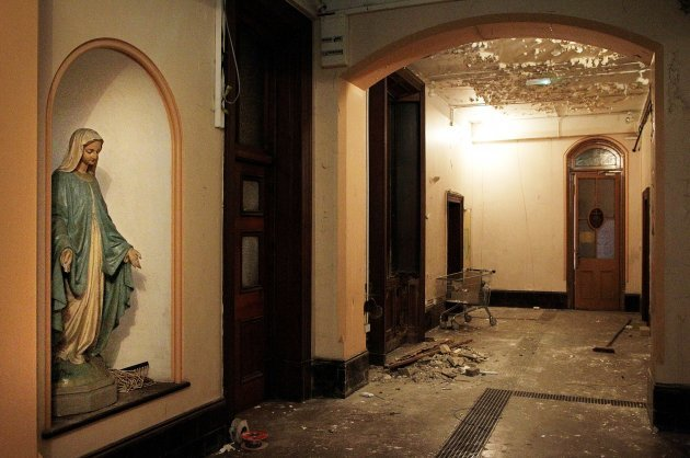 Gone for good last magdalene laundry to be converted into houses the interior of the laundry on sean mcdermott street julien behalpa wire solutioingenieria Choice Image