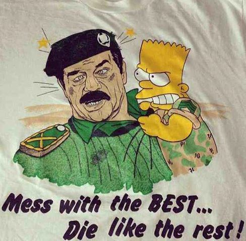 19 of the worst bootleg bart simpson t shirts the daily edge