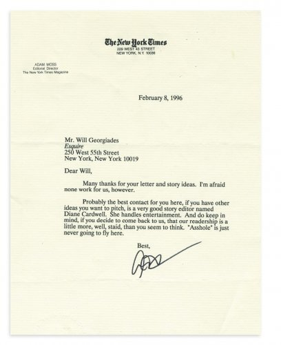 Brutally honest job rejection letters you wouldn\'t like to get