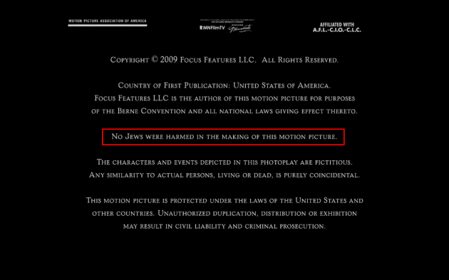 8 Hidden Messages In Movie And Tv Credits 183 The Daily Edge
