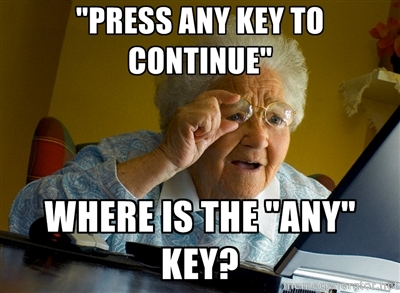 ?width=400&version=985693 you know you're getting old when · the daily edge