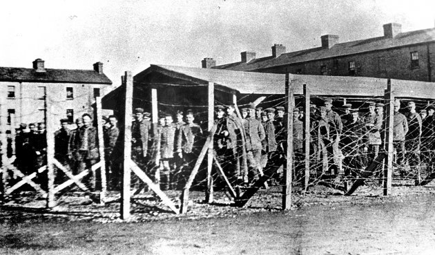 German Pows Were Once Held At What Is Now Garda College