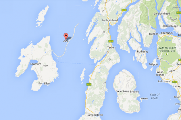 An entire Scottish island is no longer on Google Maps · TheJournal.ie