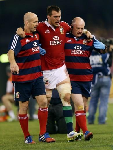Warburton is gone 'til November as hamstring injury won't go away