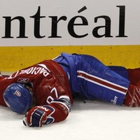 Dirty or not? Montreal Canadiens' player stretchered off ice after this devastating hit