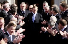 Enda Kenny's new coalition cabinet, in pictures