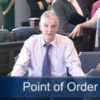 Videos: Senator says he's been asked to 'act like a robot' as FF stages walkout