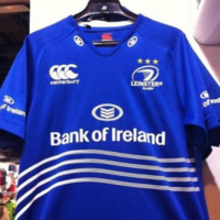 This new* Leinster jersey is very, erm... stripey