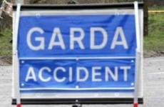 Elderly woman dies after three-car collision near Galway village