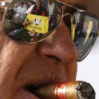 'If I can't shoot low, I won't be here': Age no problem for feisty Jimenez