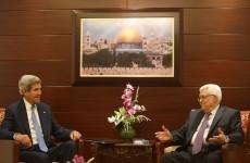 Following talks, Israel and Palestine agree to talks