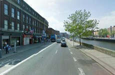Two arrested after stabbing on Dublin's quays
