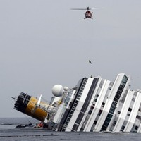 Italian court jails five over Costa Concordia ship disaster