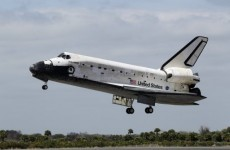 NASA's Discovery lands safely after final space mission