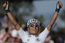 Sprint Finish: Froome comes through unscathed as Quintana wins stage