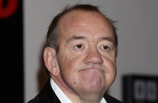 Comedian Mel Smith dies of a heart attack aged 60