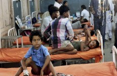 Insecticide found in meal that killed 23 Indian pupils