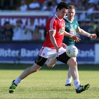 Tyrone see off the challenge of Kildare in qualifier in Newbridge