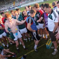 McGeeney not drawn on future as Kildare senior football boss