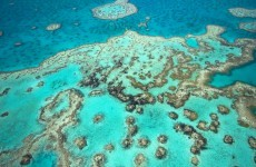 US jets drop bombs on Australia's Great Barrier Reef