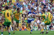 As it happened: Monaghan v Donegal, Ulster senior football final