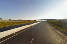Man dies as motorcycle hits crash barriers on M7 in Laois