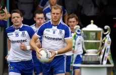 Monaghan shock Donegal to claim first Ulster title in 25 years