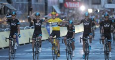 Froome: Peloton will not harbour drug cheats anymore