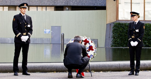 Norway honours victims of 2011 terror attacks