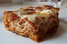 Love of lasagna entraps Italian fugitive