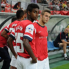 16-year-old runs the show for Arsenal and sets up sweet Walcott goal