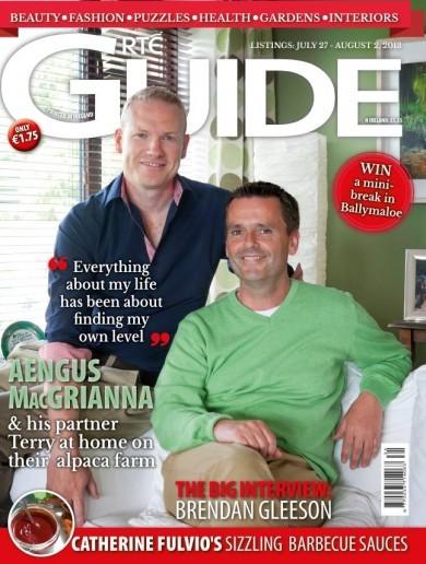 RTÉ Guide cover 'a symbol of acceptance'