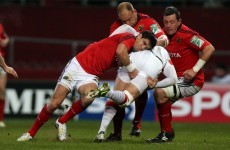 Munster delighted with evening kick-off for Gloucester's Heineken Cup visit