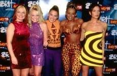 On this night in 1996 you were listening to... Spice Girls