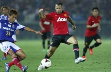 Manchester United slump to 3-2 defeat to Yokohama Marinos in Japan