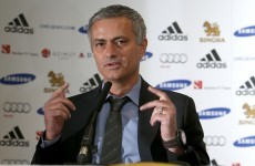 Mourinho says he's not playing any mind-games with new rival Moyes