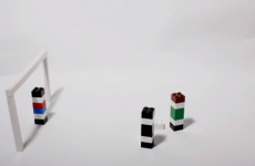 Relive Ireland's Italia '90 penalty shootout... with Lego