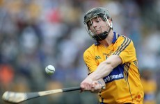 Eye injury makes Tony Kelly doubtful for Clare's All-Ireland quarter-final