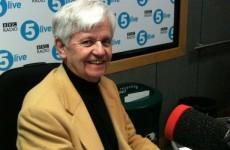'Voice of football results' James Alexander Gordon retires