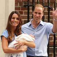 The royal baby has a name!