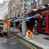 Pictures: Clean-up under way after overnight flash floods