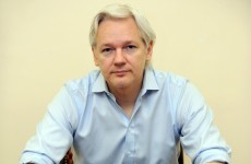 Julian Assange launches political party from inside Ecuadorian embassy